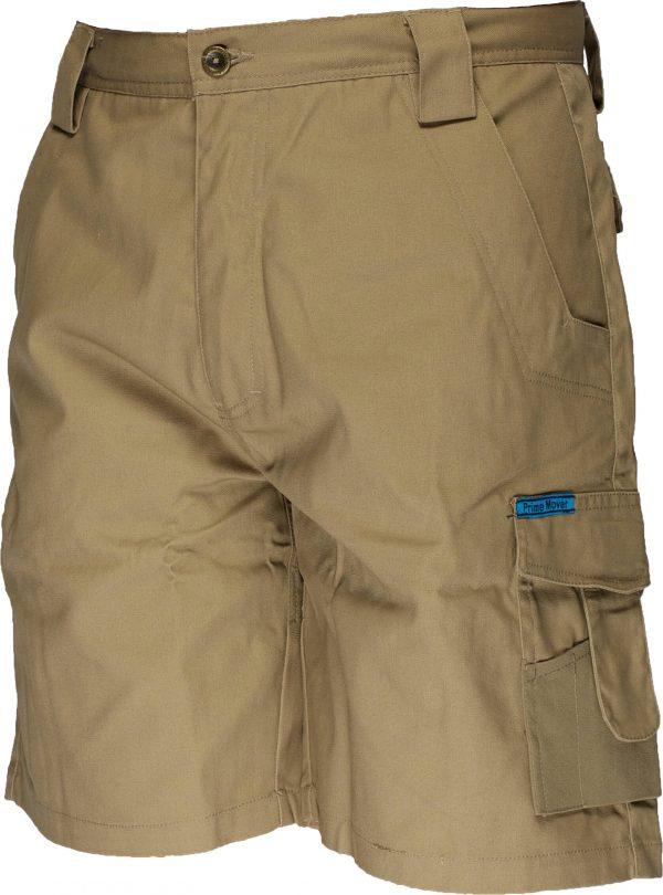 Apatchi Shorts - Prime Mover (MW602) Khaki