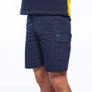 Cotton Drill Cargo Shorts - Prime Mover (MW702)