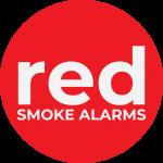 Red Smoke Alarms Logo