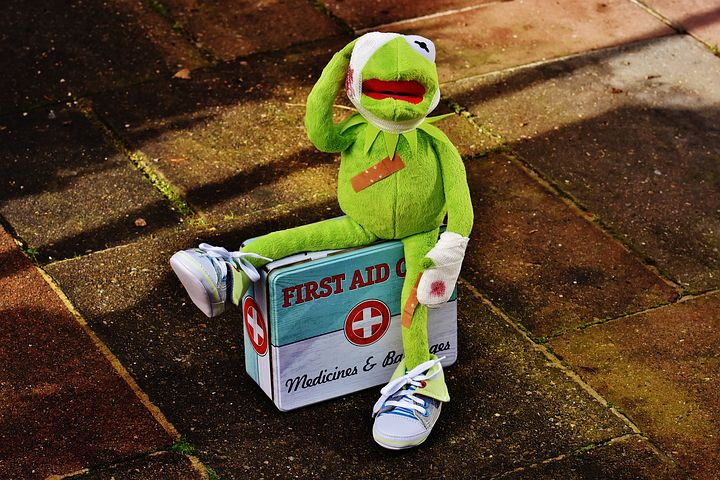 kermit first aid